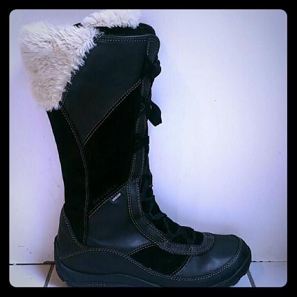 8dfd064003c64 Merrell Shoes   Flash Sale Waterproof Womens Winter Boots   Poshmark